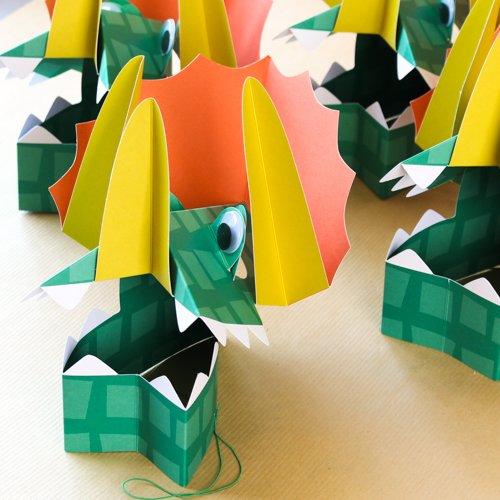 Dinosaur Party Hats 4510