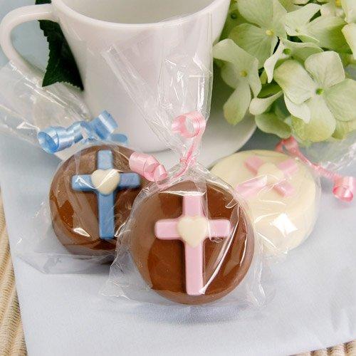 Religious Cross Chocolate Covered Oreo Cookie 4560