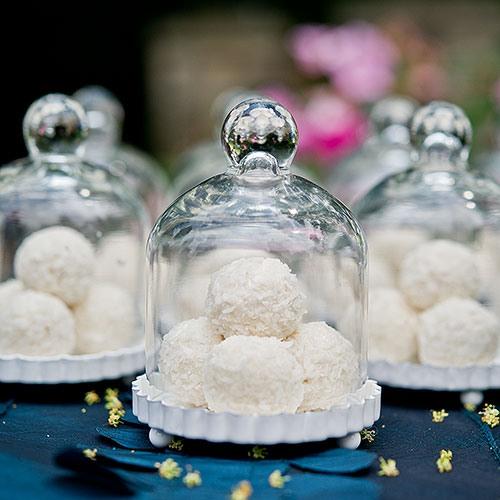 Miniature Glass Bell Jars