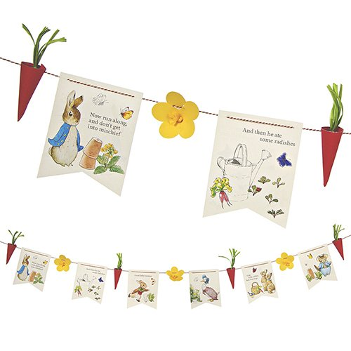 Peter Rabbit Party Garland 4689