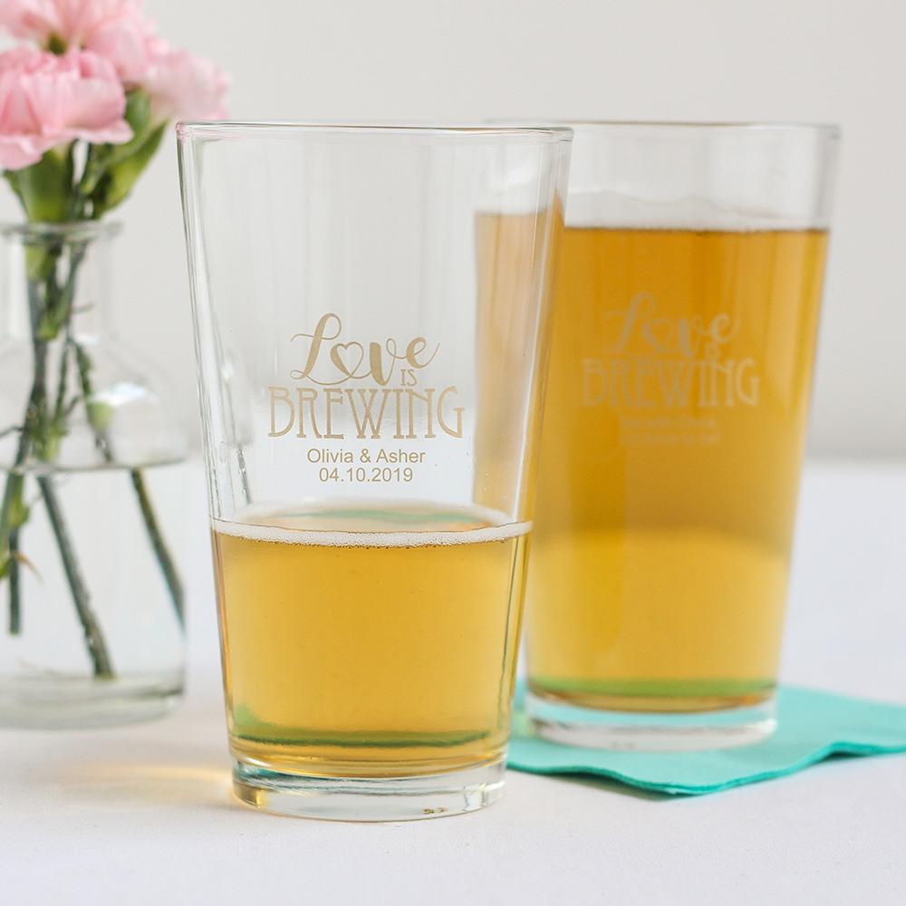 Personalized Pint Glass 4731