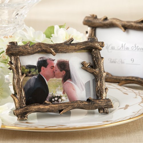 Fall Branch Place Card Holder/Photo Frame 4825