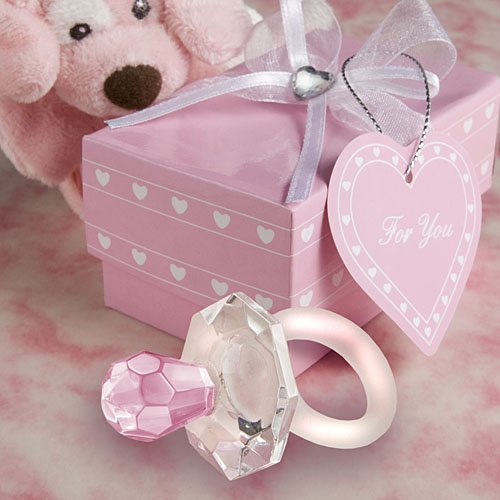 Crystal Pacifier Favor 5870