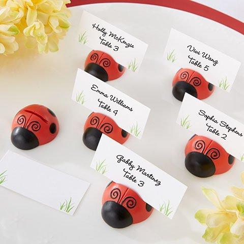 Ladybug Place Card/Photo Holders 6247