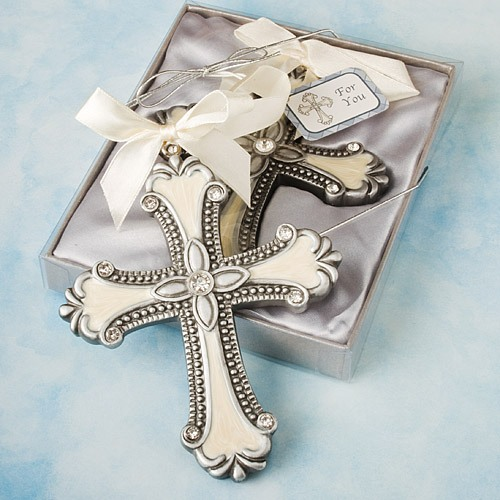 Decorative Cross Ornament Favor 6392