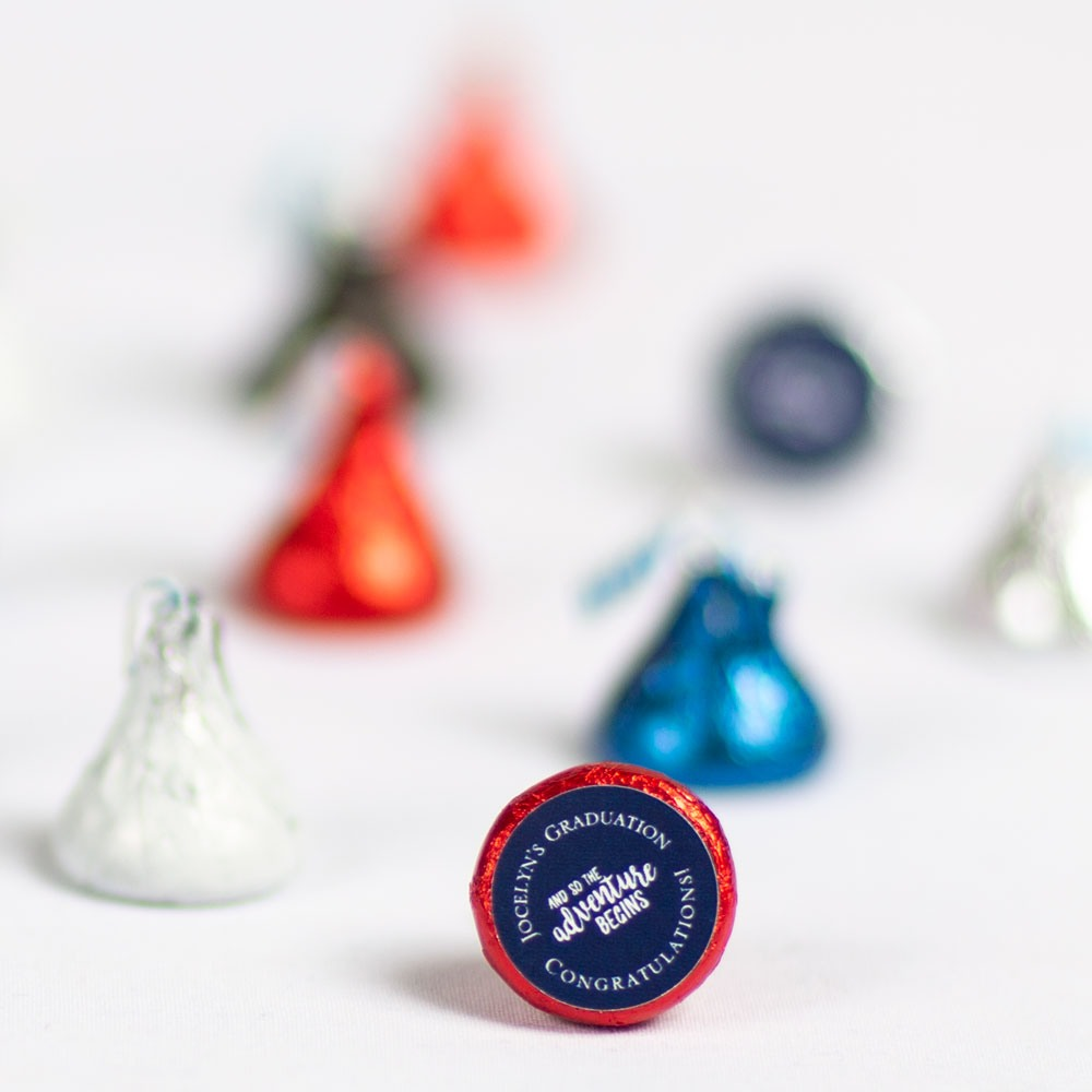 Personalized Party Hershey'S Kisses 6414