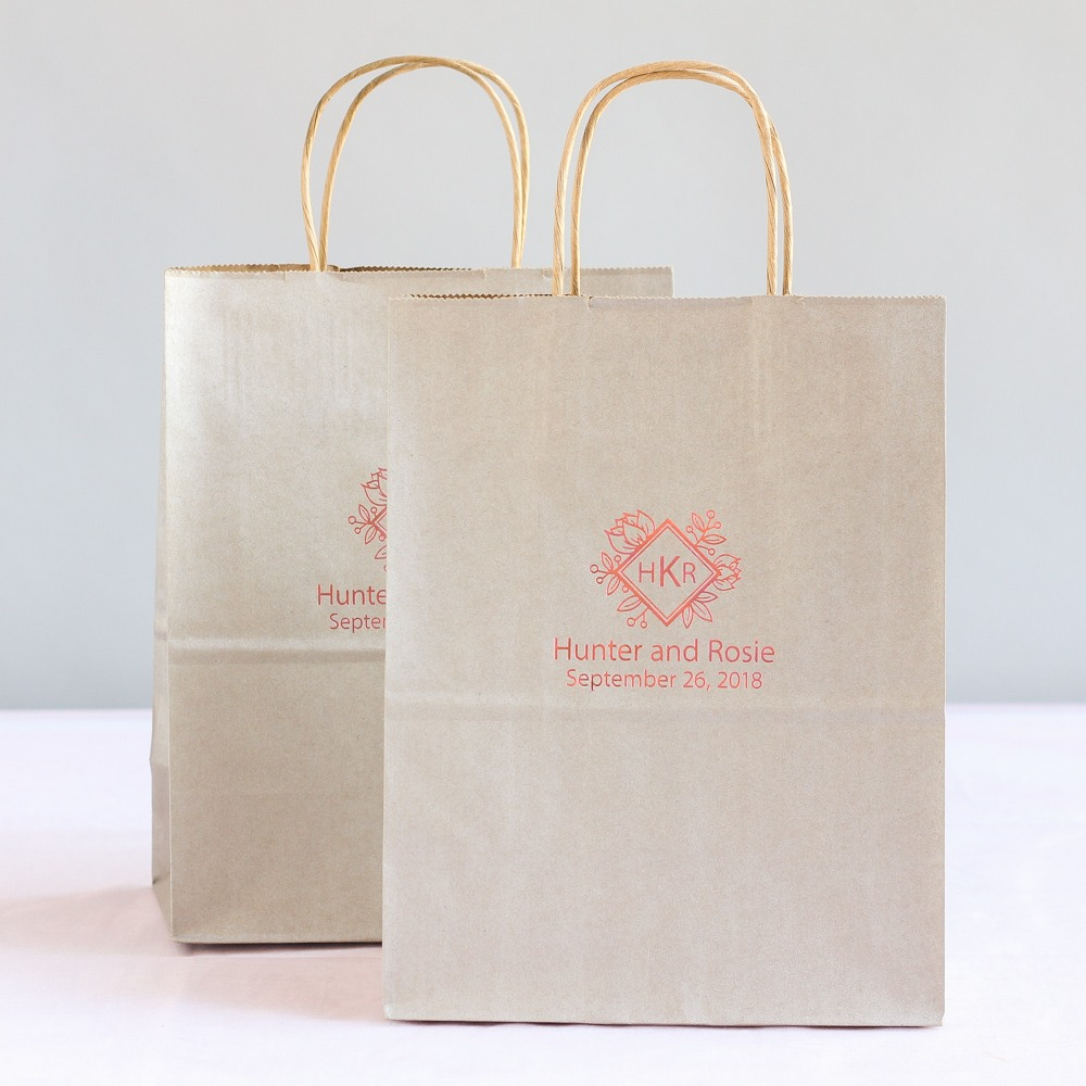 Be Married Wedding Gift Bags