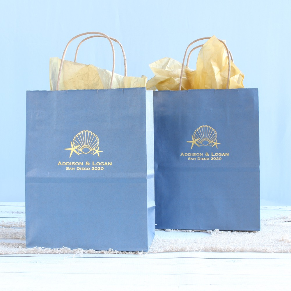 Personalized Wedding Gift Bags 6894
