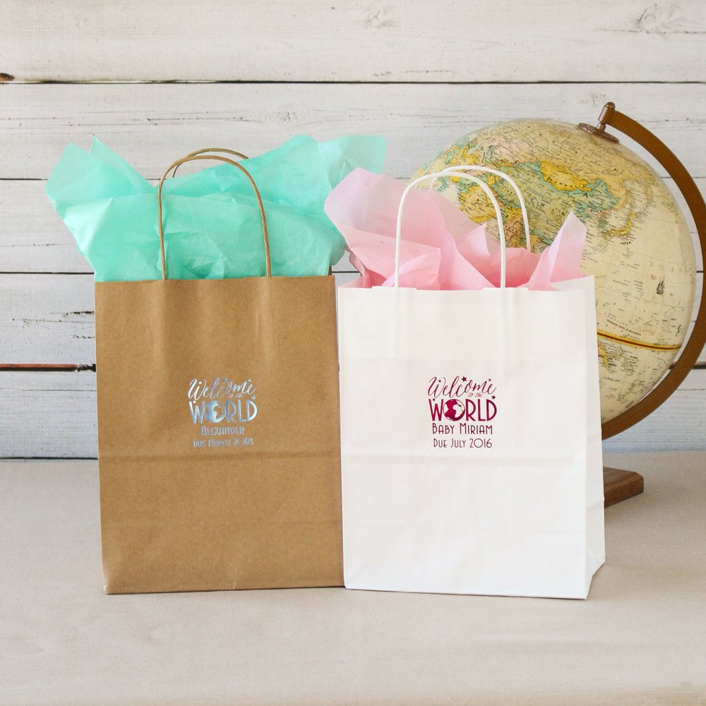 Personalized BabyGift Bags
