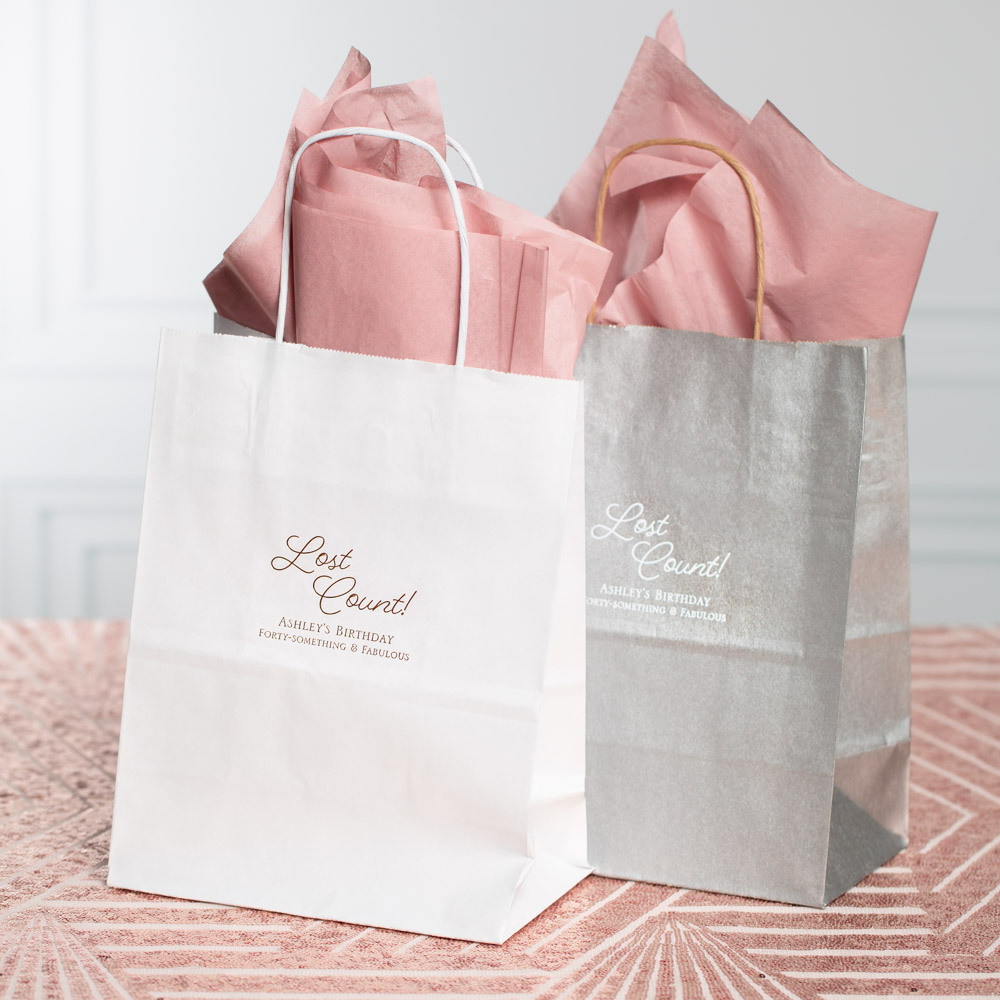 Personalized Birthday Gift Bags 7322