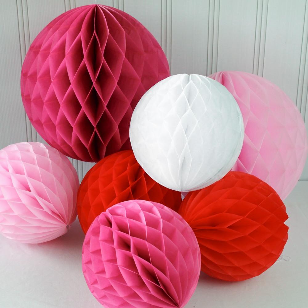 Honeycomb Ball Decoration 7373