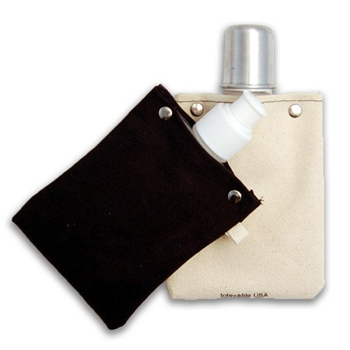 Canvas Flask and Liner