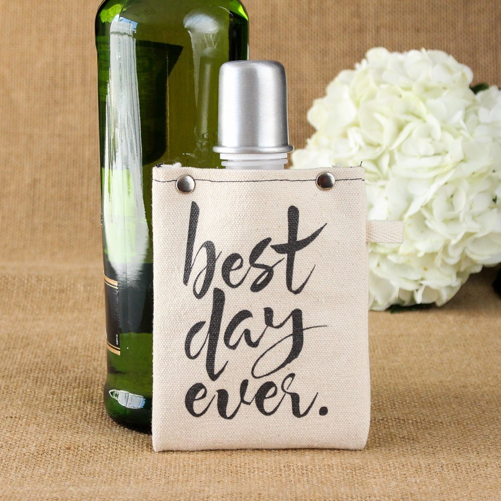 Canvas Flask 7583