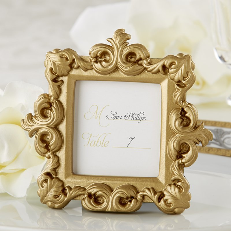 Baroque Place Card Holder/Photo Frame 7708