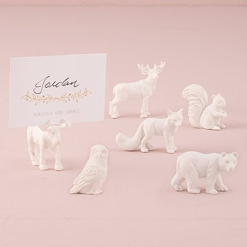 Woodland Place Card Holder Set