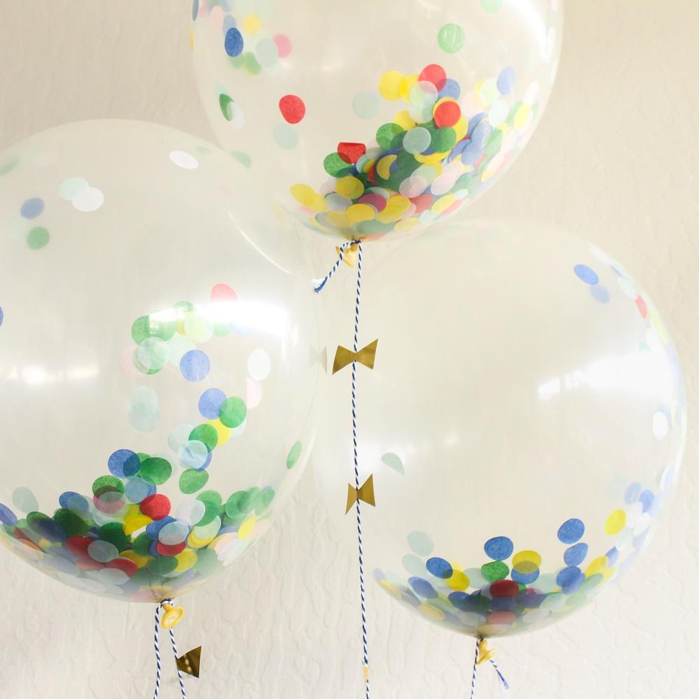 Confetti Balloon Kit 7868