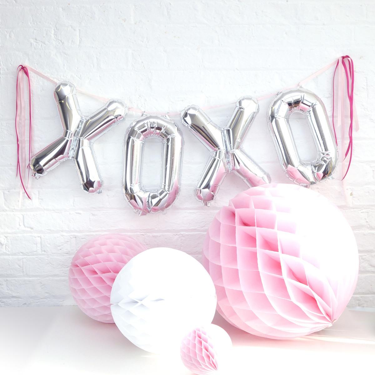Mylar Balloon Banner 8069