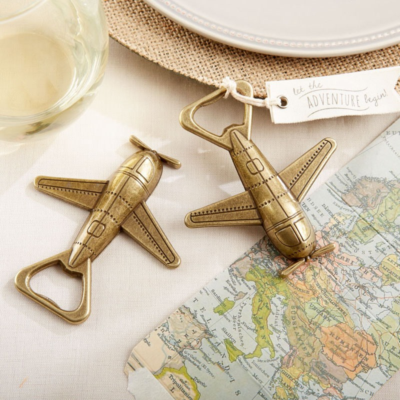 Airplane Bottle Opener 8120