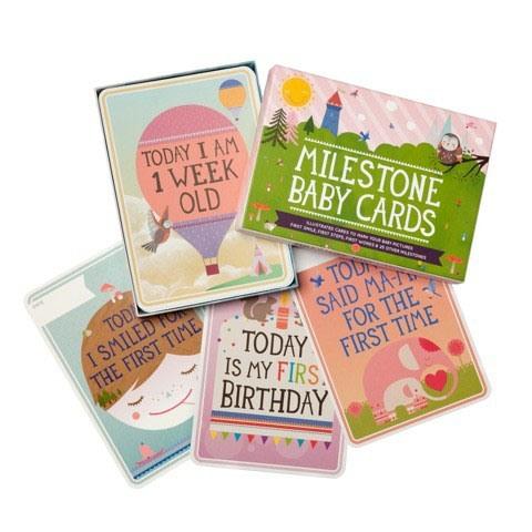 Milestone Baby Cards 8225