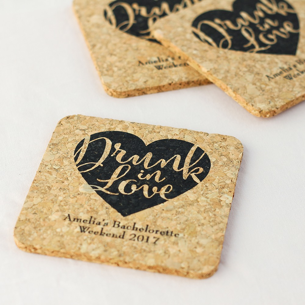 Personalized Drunk in Love Coaster