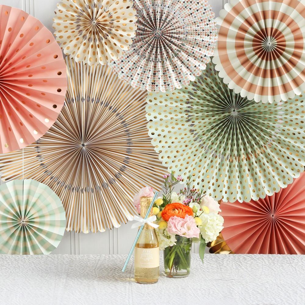Trendy Pinwheel Decorations