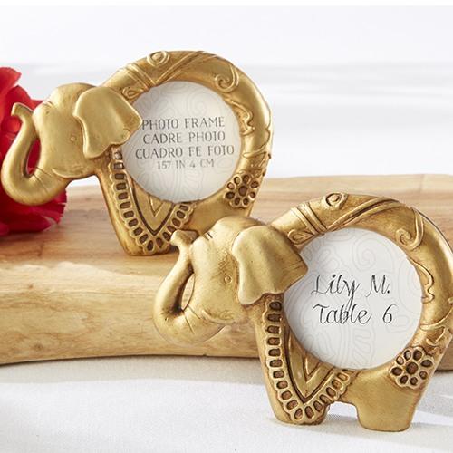 Lucky Golden Elephant Frame 8502