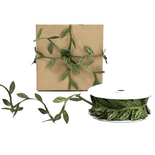 Decorative Leaf Ribbon 8520