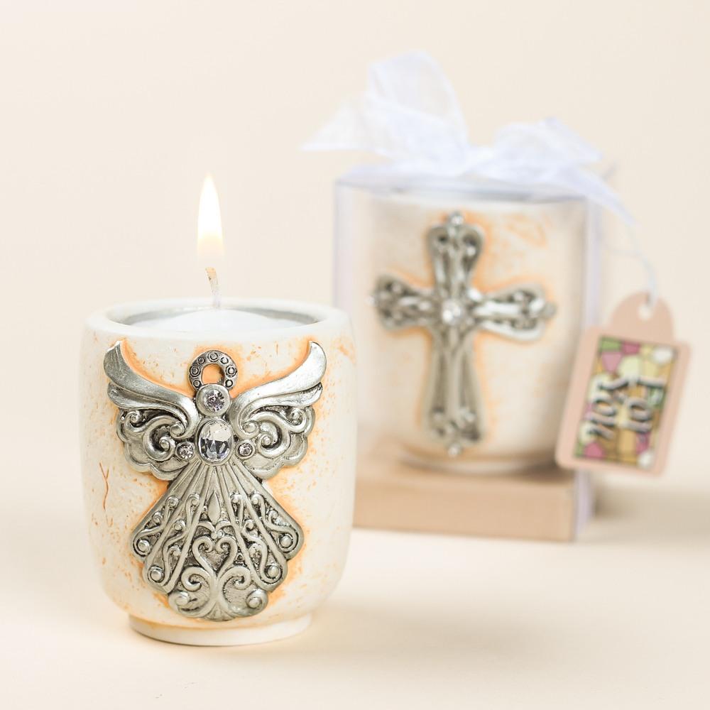 Religious Votive Candle Favor 8655