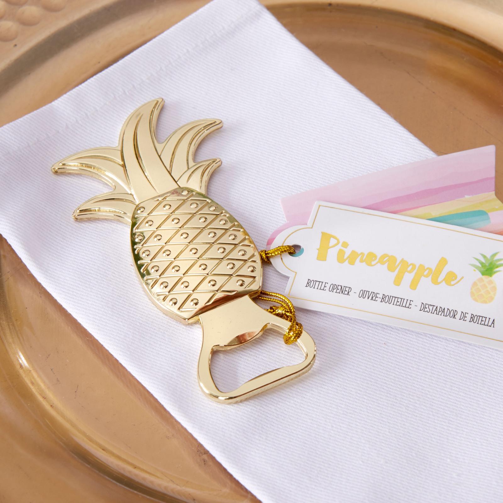 Pineapple Bottle Opener 8667