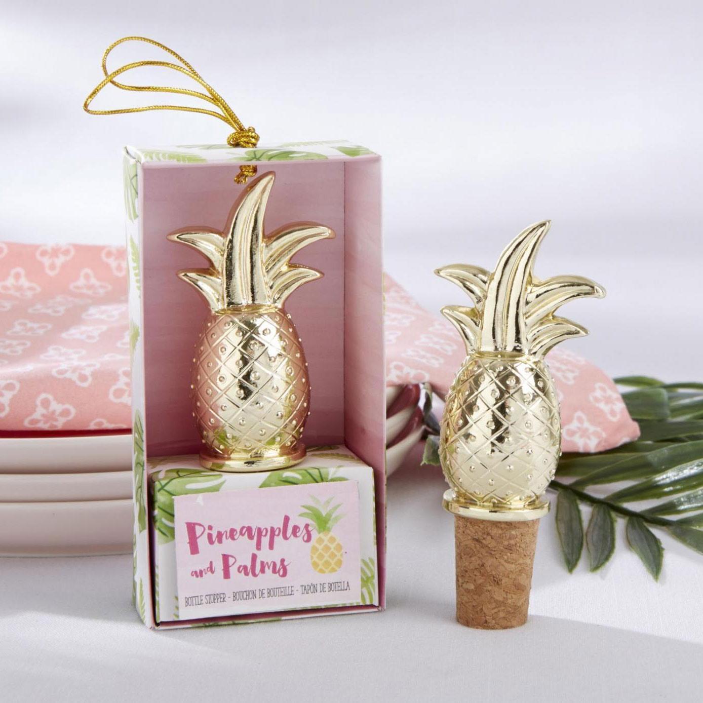 Pineapple Bottle Stopper 8709