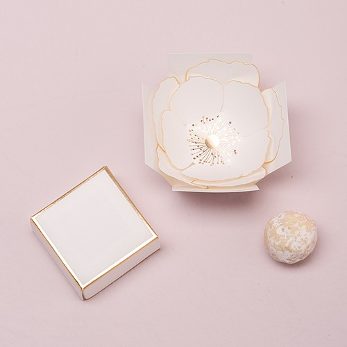 Surprise Bloom Favor Boxes