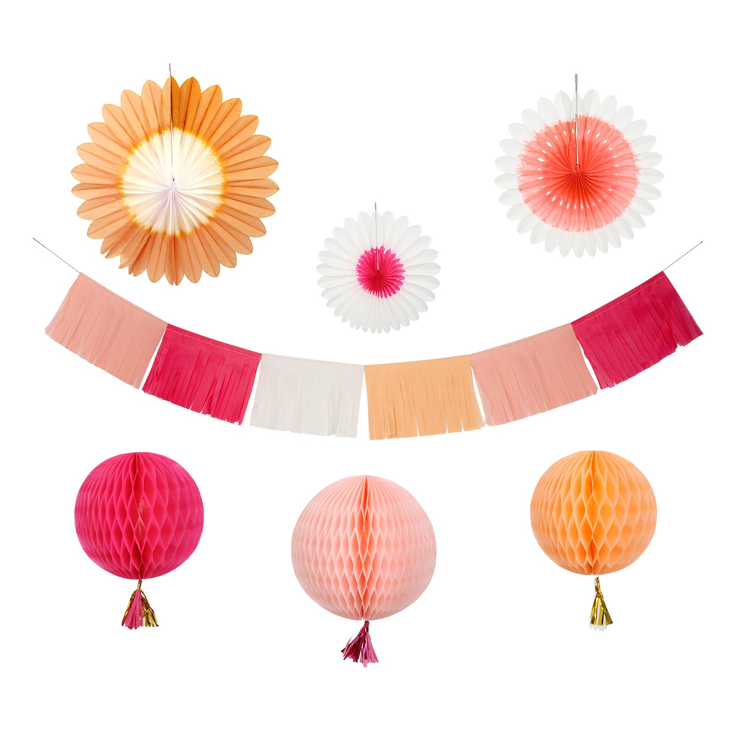 Party Decorating Kit 8765