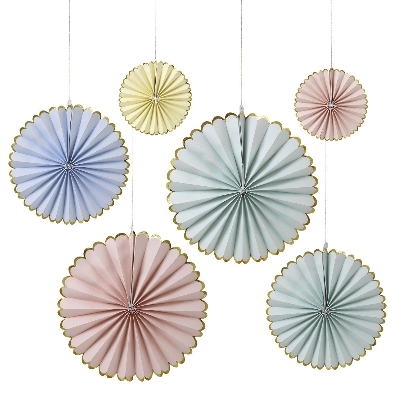 Pinwheel Decorations