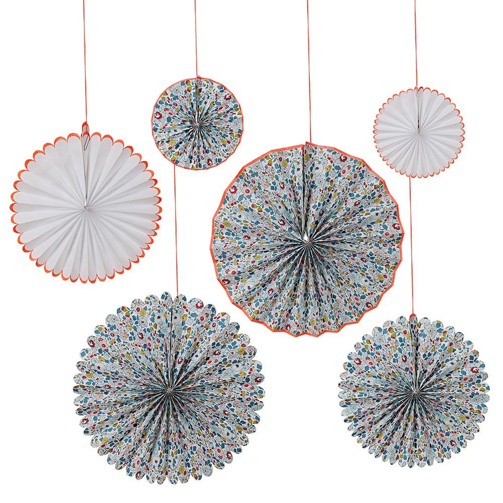 Liberty Pinwheel Decorations 8810