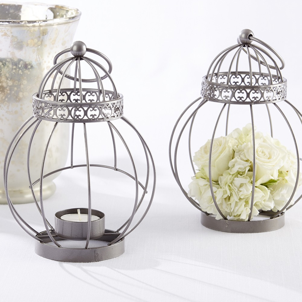 Vintage Birdcage Lantern 8878