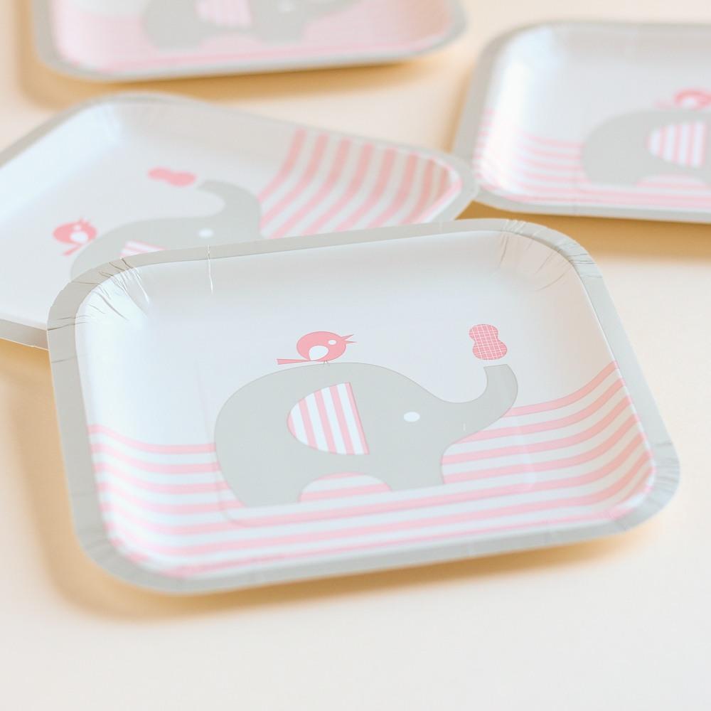 Little Peanut Party Plates 8987