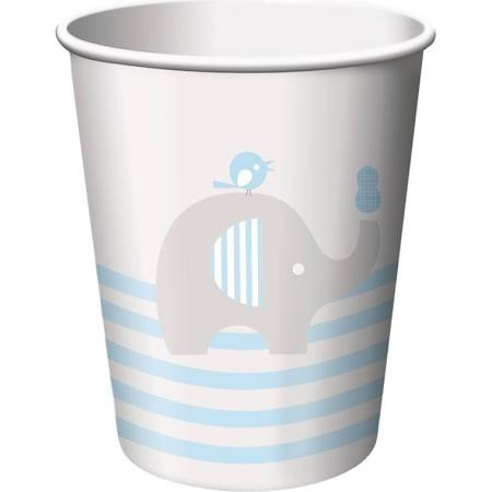 Little Peanut Party Cups in Blue
