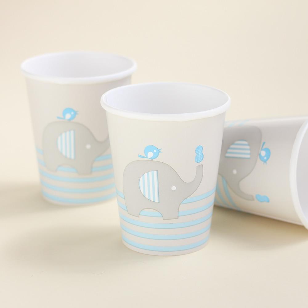 Blue Little Peanut Party Cups