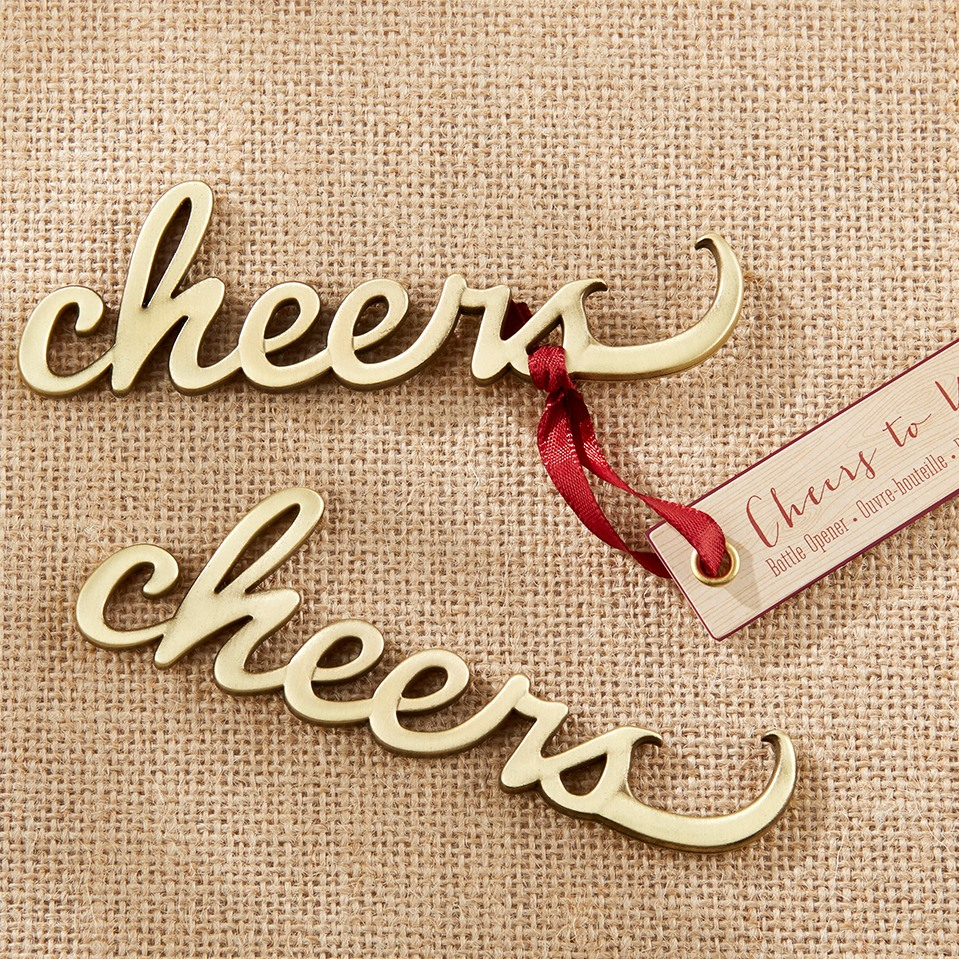 Cheers Bottle Opener 9128