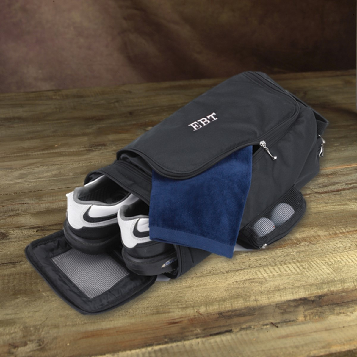 Personalized Golf Shoe Bag 9503