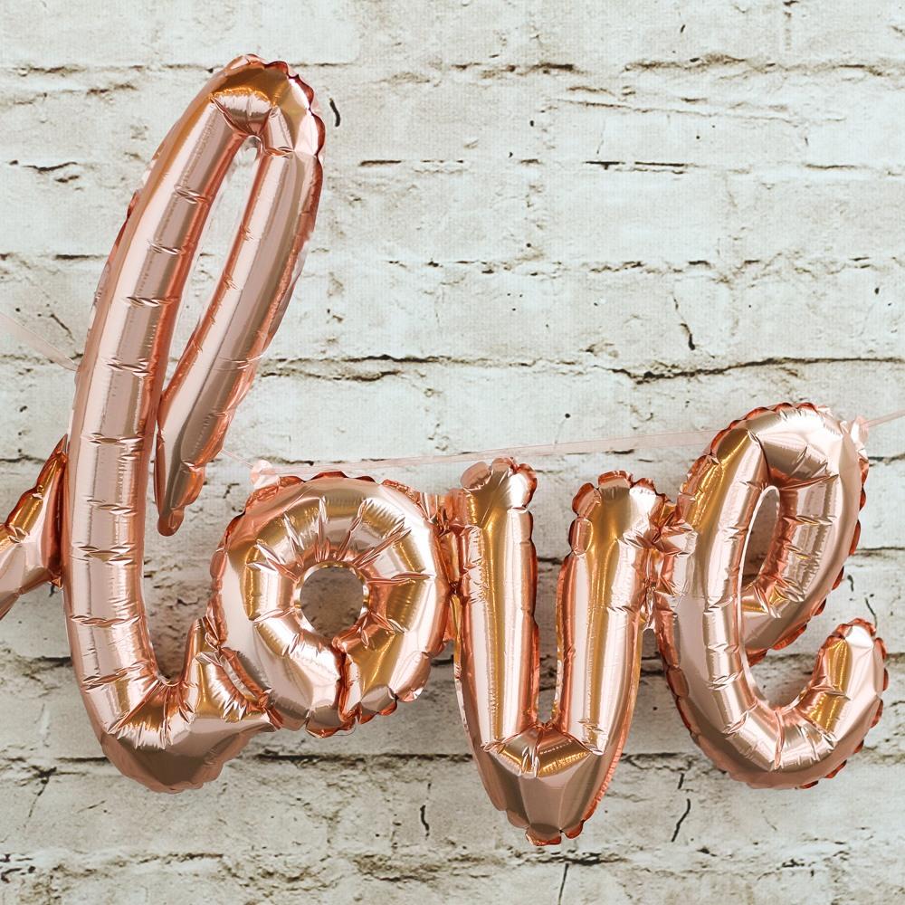 Script Love Balloon 9570