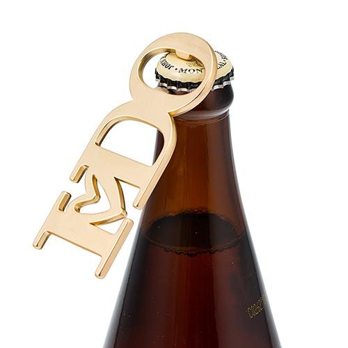 Gold I Do Bottle Opener 9578