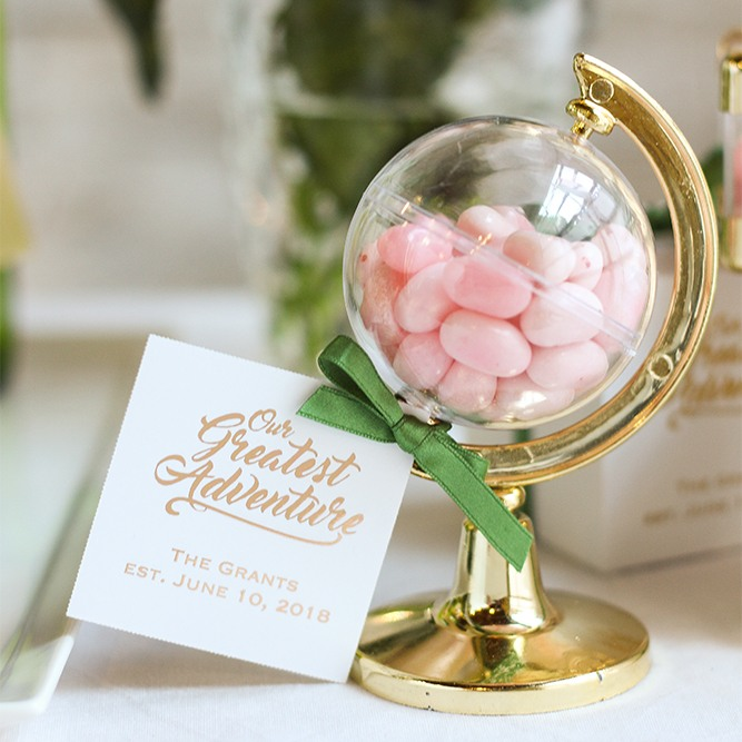 Mini Globe Party Favor 9756