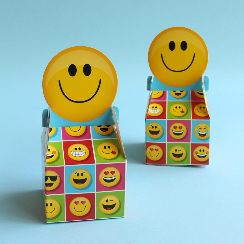 Emojions Favor Boxes 9855