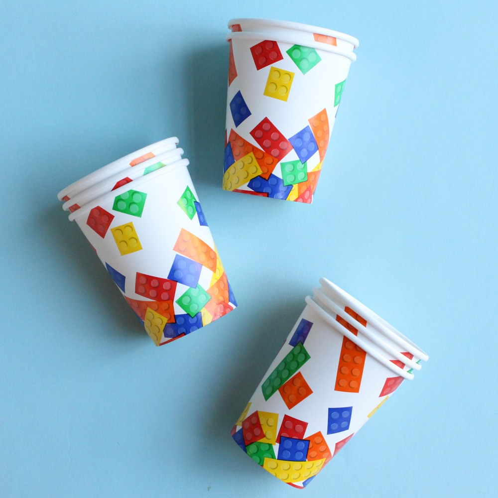 Block Party Cups 9863