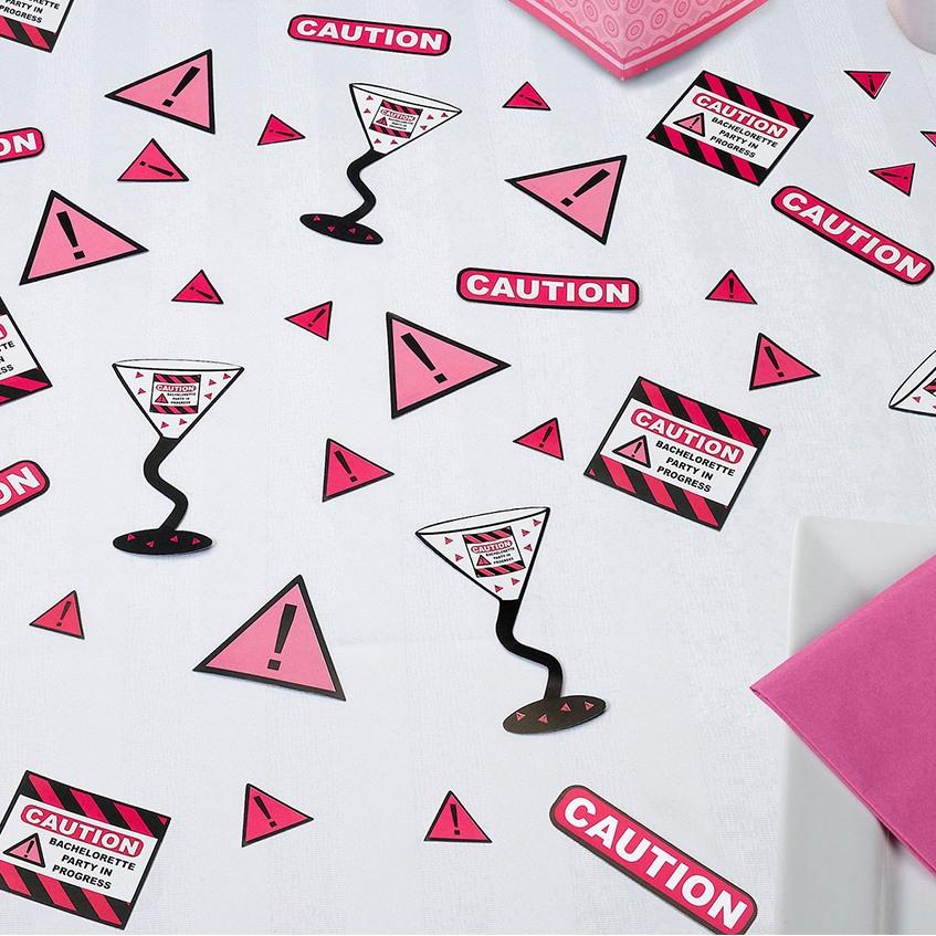 Bachelorette Confetti