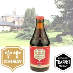 Chimay Premiere (Red) 11.2 oz
