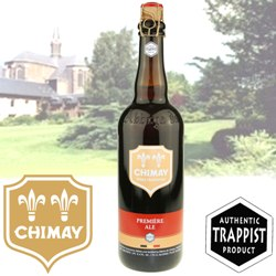 Chimay Premiere (Red) 25.4 oz