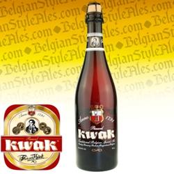 Pauwel Kwak Belgian Ale 25.4 oz