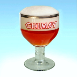 Chimay Trappist Ale Beer Glass (25 cl/9.6 oz)